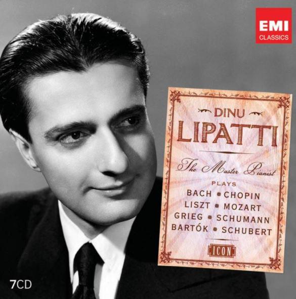 三十三歳で早世した天才ピアニストDine Lipatti
